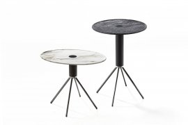 Jelly Marmo Side Table by Porada