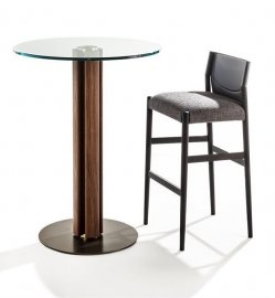 Quadrifoglio Bistrot Bar Table by Porada