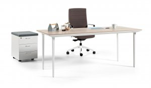 Longo Desk by Actiu