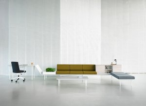 Longo Lounge Seating Lounger by Actiu