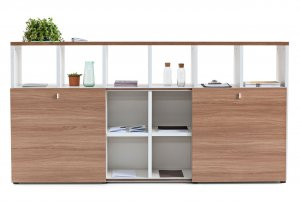 Cubic Cabinets by Actiu