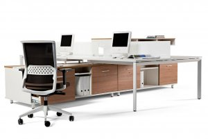 Vital Plus Spine Desk by Actiu