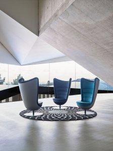 Badminton Chair by Actiu