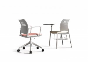 Spacio Chair Office Chair-Seating by Actiu