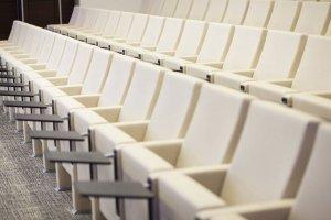 Audit Auditorium Chair by Actiu