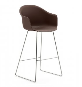Mani Armshell ST-SL/ns Sled Stool by Arrmet