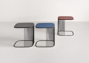 Comb 40 End Table by Frag