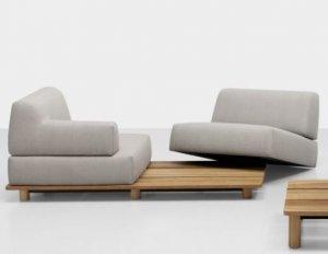 Palco Sofa by Kristalia