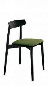 Claretta Wooden Chair by Miniforms