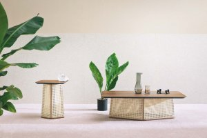 Colony Coffee Table by Miniforms