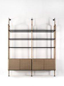 Aria Modular Bookcase by Porada