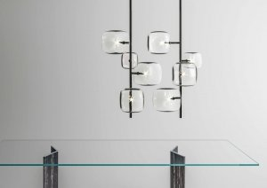 Hyperion Lamp Lighting by Tonelli