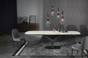Ariston Table by Tonin Casa