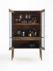 Atlante Bar Cabinet by Porada