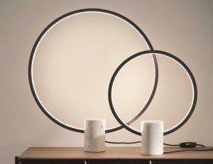 Halo Table Lamp Lighting by Porada