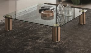 Quadrifoglio Tavolino Coffee Table by Porada
