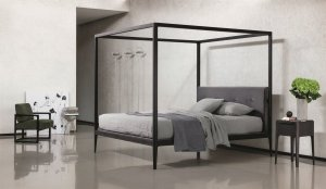 Ziggy Bed Baldacchino by Porada
