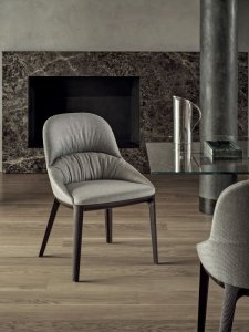 Queen Chair by Bontempi