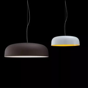 Canopy Suspension Lamp Lighting by Oluce