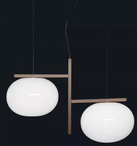 Alba Suspension Lamp Lighting by Oluce