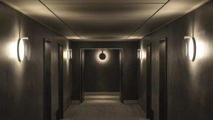 Duca Wall Lamp Lighting by Oluce