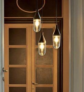 Niwa Suspension Lamp Lighting by Oluce