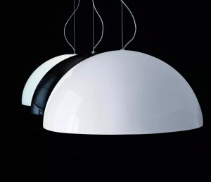 Sonora Suspension Lamp Lighting by Oluce