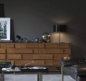 Switch Table Lamp Lighting by Oluce