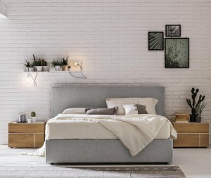 Letto Bed by Tomasella