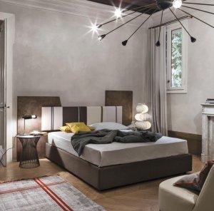 Diagonal Bed by Tomasella