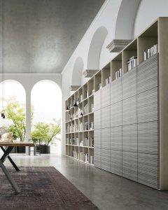 Libreria Bookcase by Tomasella