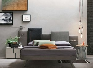 Skyline Bed by Tomasella