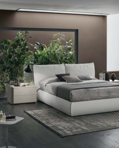 Sogno Bed by Tomasella