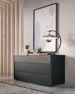 Vinci Storage Unit Dresser by Tomasella