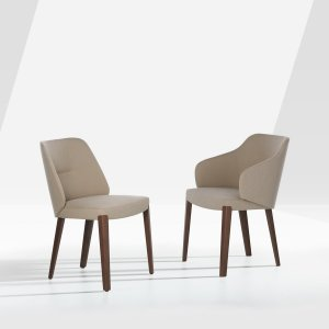 Concha Chair by Potocco