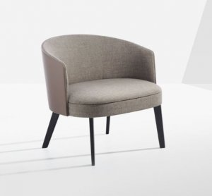 Lena Lounge Chair by Potocco
