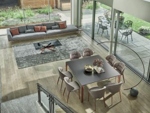 Mirage Table by Bontempi