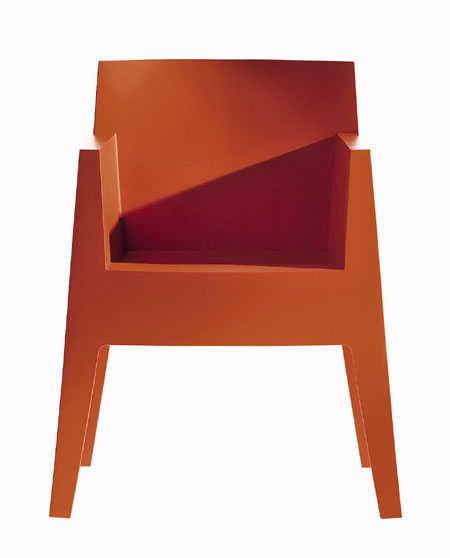 Toy chair from Driade, designed by Philippe Starck