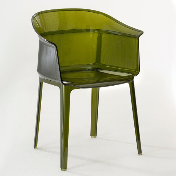 Papyrus chair from Kartell, designed by Ronan and Erwan Bouroullec