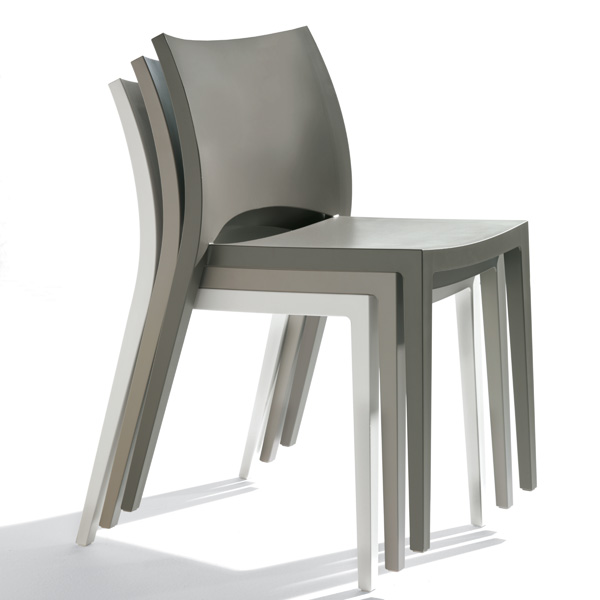 Aqua chair from Bontempi