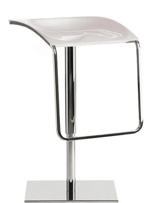 Arod Adjustable stool from Pedrali, designed by Dondoli and Pocci