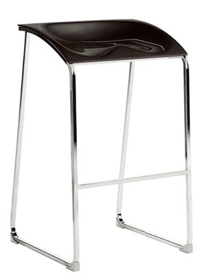 Arod Fixed stool from Pedrali, designed by Dondoli and Pocci
