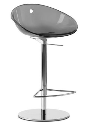 Gliss Adjustable Stool from Pedrali, designed by Dondoli and Pocci
