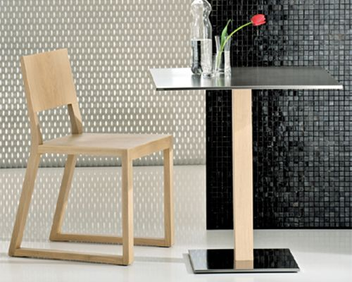 Feel chair from Pedrali, designed by Pedrali R&D