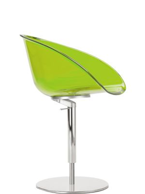 Gliss Swivel chair from Pedrali, designed by Dondoli and Pocci