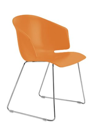 Grace chair from Pedrali, designed by Dondoli and Pocci