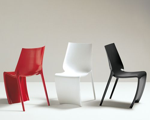 Smart chair from Pedrali, designed by Dondoli and Pocci