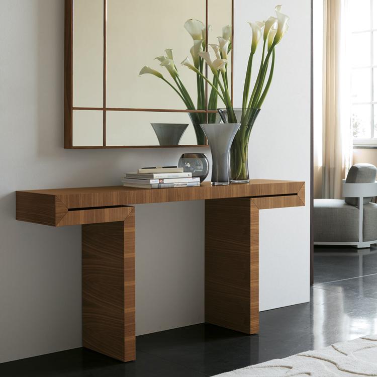 Miyabi Console table from Porada, designed by Giuseppe Vigano