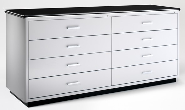 Classic Line 8 Drawer Cabinet from Muller