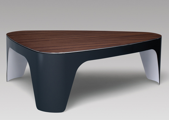 Tabular LT3 coffee table from Muller